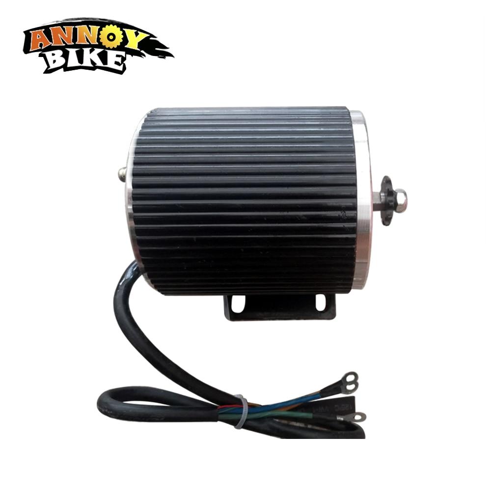 Motor de Bicicleta eléctrica, 36V750W, BMid, BLDC, para coche
