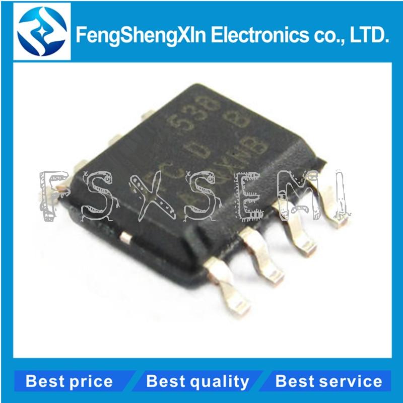 10 unids/lote nueva AT24C512C-SSHD-T SOP-8 24C512 2FC I2C-Compatiable (2) Alambre EEPROM serie 512-Kbit