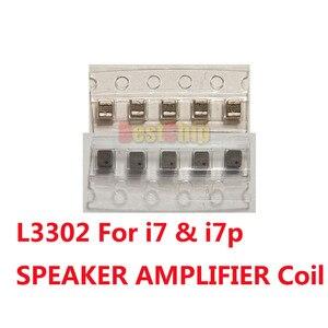 BestChip 5pcs 30pcs/lot L3302 For iphone 7 7plus SPEAKER AMPLIFIER Coil IC Chip on motherboard