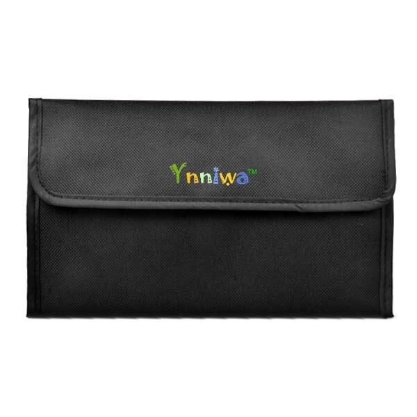 10 stks/partij Nylon filter portemonnee 4 pocket case pouch carry bag voor Cokin P-serie lens