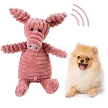 Jouets à mâcher en forme de chien   Jouet sonore pour petits chiens, de grands chiens, résistants aux morsures, jouets en forme de canard grinchants, fournitures de jouets interactifs, chiot en peluche