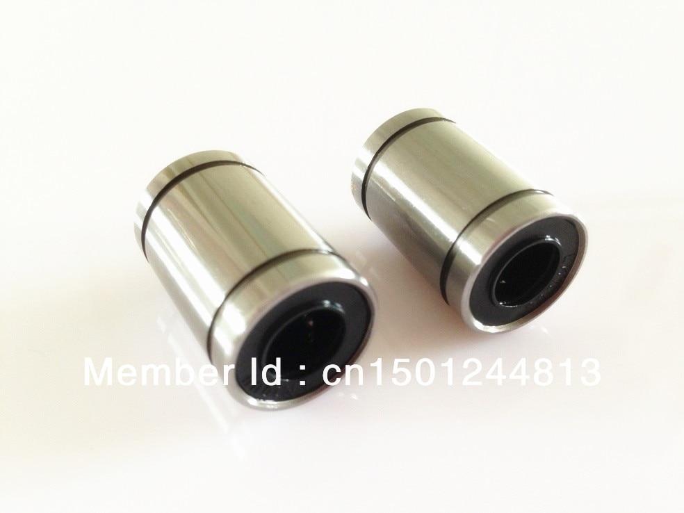 10 teile/los LM20UU 20mm 20x32x42mm Linearkugellager Bush Buchse 20mm x 32mm x 42mm Marke Neue