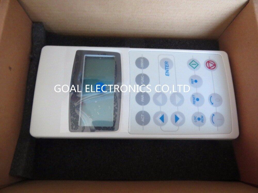 CDP312R 100% nuevo panel de operación del convertidor de frecuencia de control nuevo controlador de panel de visualización de la serie ACS800