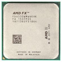 AMD FX 6330 3.6GHz Six-Core CPU Processor FD6330WMW6KHK Socket AM3+