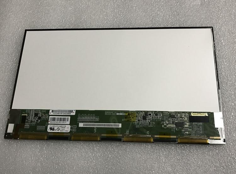"Original 12.1""  Laptop LCD Screen Replacement CLAA121UA02CW 1600x900 30EDP"