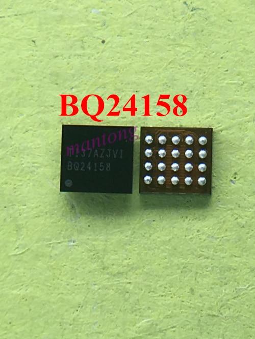 10 pçs/lote para xiaomi hongmi nota carregador carregamento ic 20 pinos BQ24158