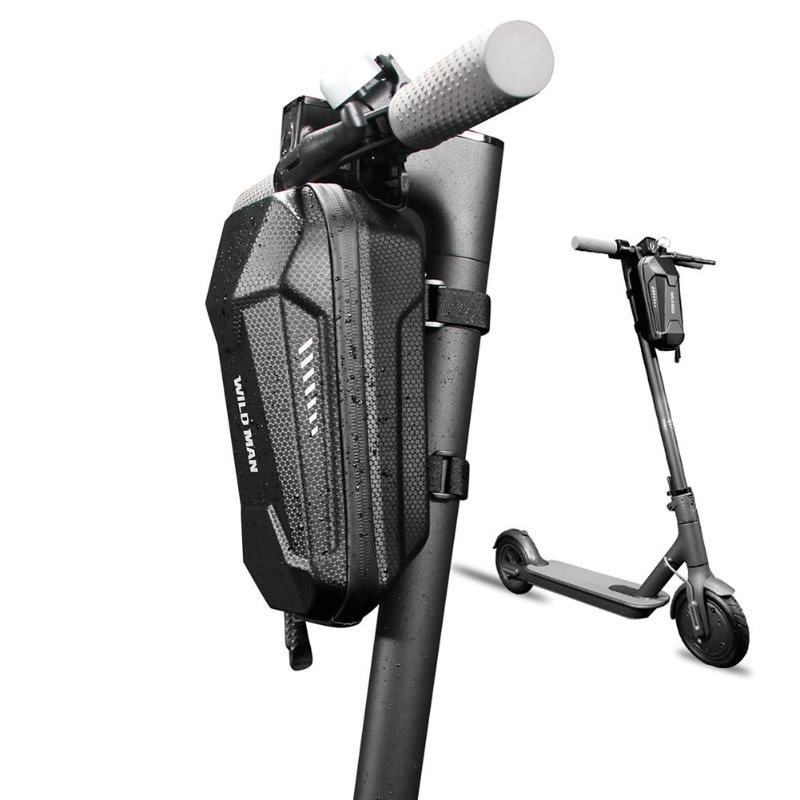 Bolsa de mano de cabeza de Scooter eléctrico, bolsa de carga frontal, bolsa de almacenamiento de herramientas para monopatín, bolsa colgante para Xiaomi Mijia M365