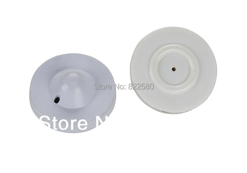 Free DHL shipping Anti-shoplifting accessories eas rf tag,hard tag mini UFO 8.2mhz