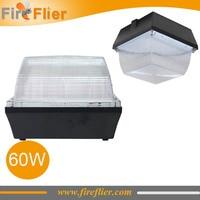 5pcs/lot 90w led retrofit gas station lamp 60w 50w industrial canopy light fixture 100w ceiling stall 110v 120v 220v 230v 277v