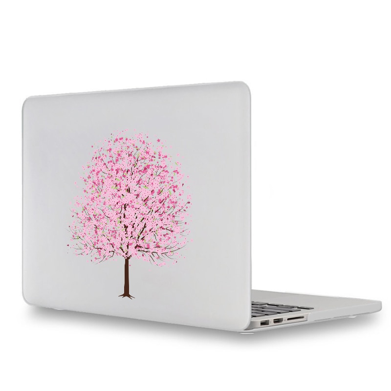 Flor de Cerezo árbol Laptop etiqueta para Apple Macbook etiqueta Pro Air Retina 11 12 13 15 pulgadas Mac HP Dell Notebook Chromebook piel