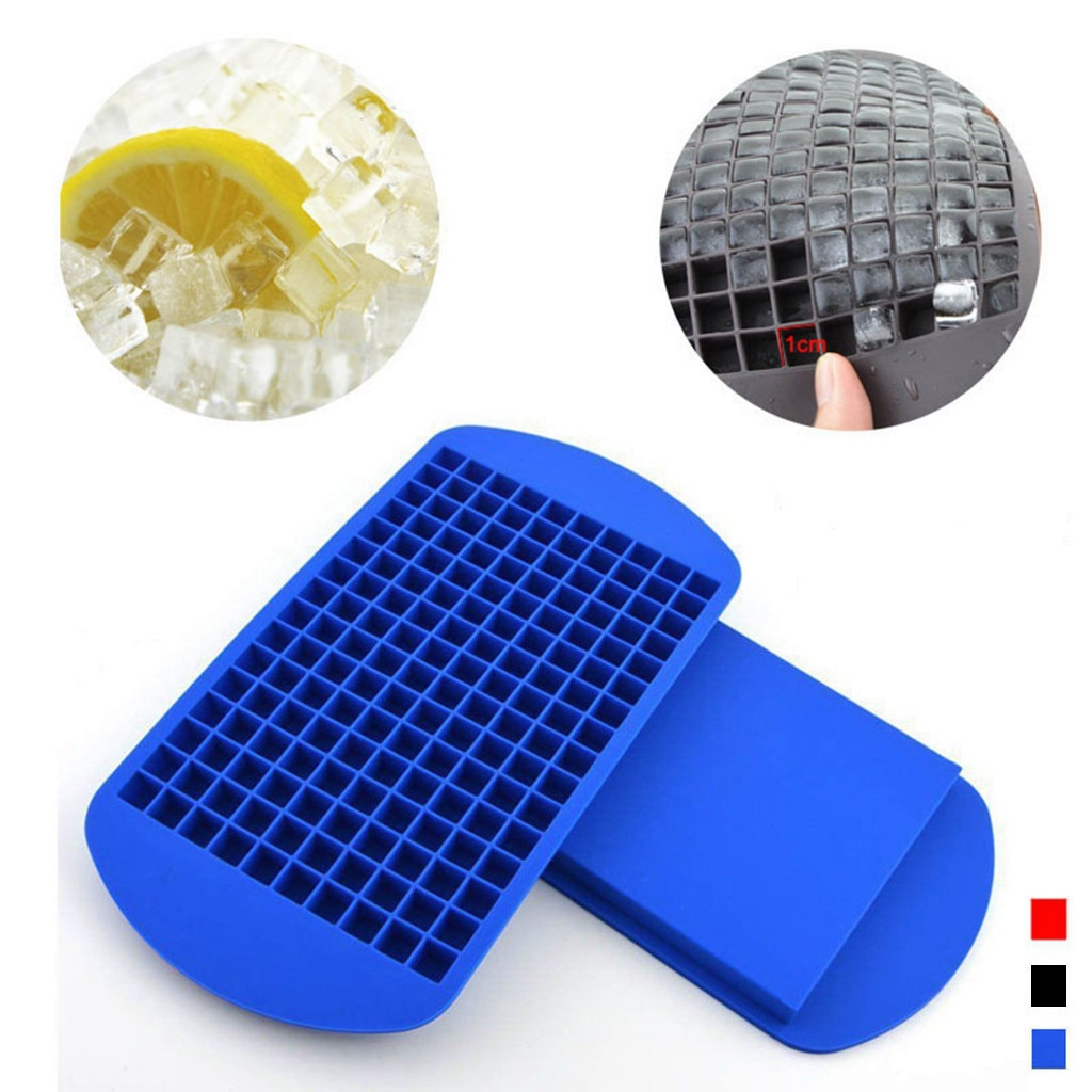 Easy Demold Ice Lattice Mould Gadgets Kitchen Accessories Ice Cream Maker Mold Jelly Whiskey Beer Glacon Bar Tools Ice Cube Tray