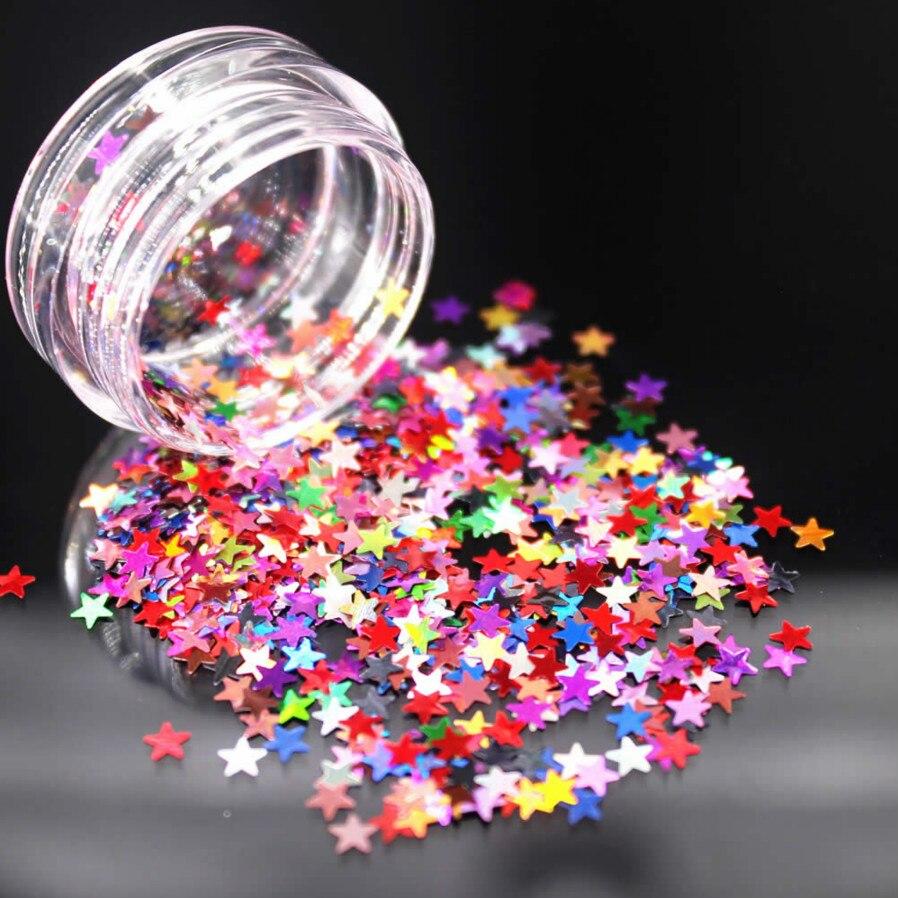 1 doos Kleuren Holografische Pailletten Glitter Shimmer Diamond 12 Kleur Eye Shiny Skin Markeerstift Gezicht Glitter Festival Make Start