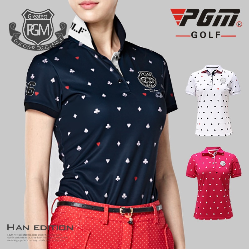 Newest! Women Sportswear Clothes Tops Shirt Ultra-thin Polo TShirt Korean Breathable Ropa De Golf Polera Hombre Femme Apparel