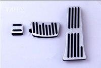 For KIA Sportage K3 K4 K5 2011 2012 2013 2014 2015 Auto gas accelerator pedal footrest and brake pedal auto accessories