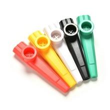 البلاستيك هارمونيكا الفم الطفل آلة موسيقية لجميع الأعمار ألعاب تعليمية