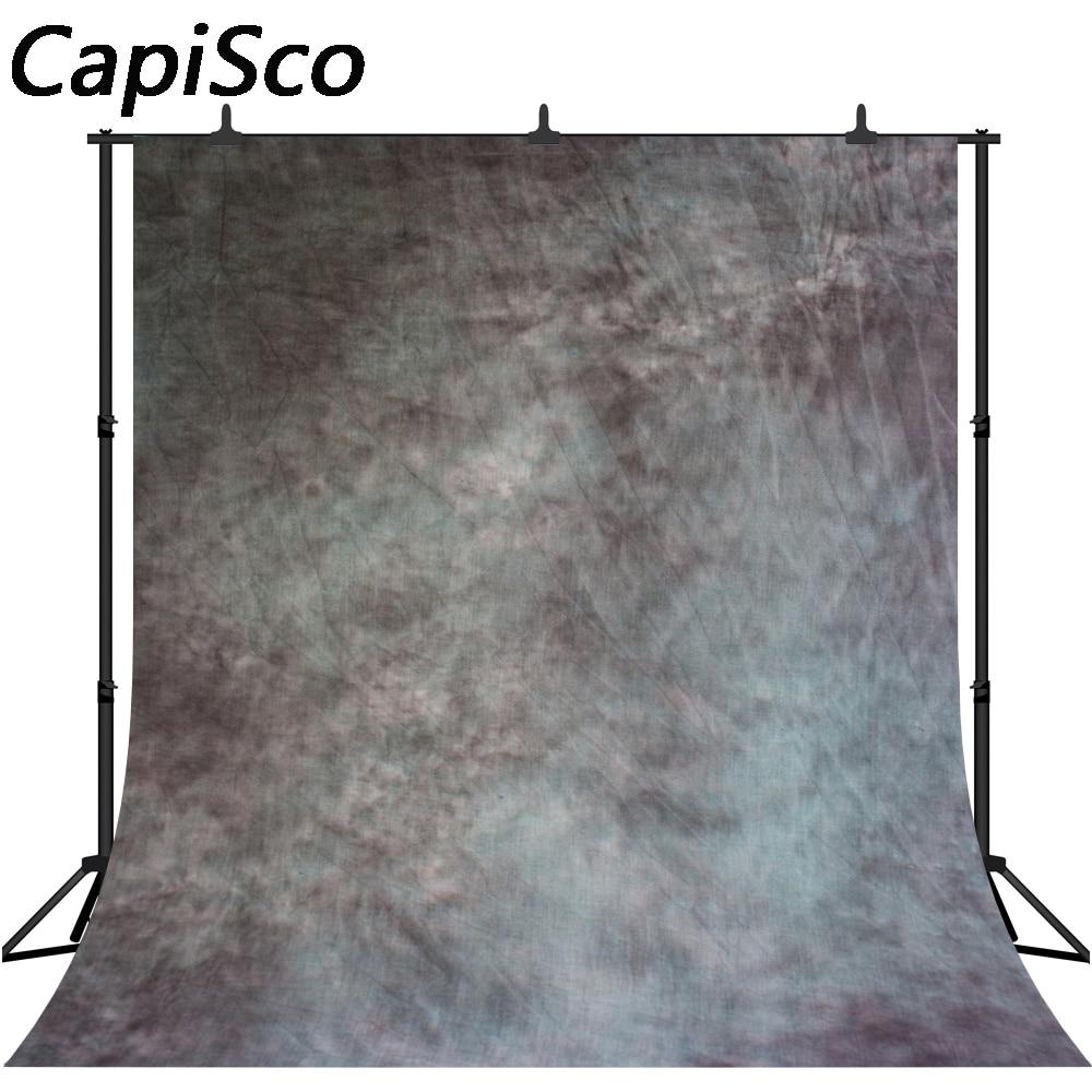 Fondo de fotografía de Capisco antiguo maestro sesión de fotos de fondo de estudio de Niños Accesorios de foto de color gris pintado foto de fondo