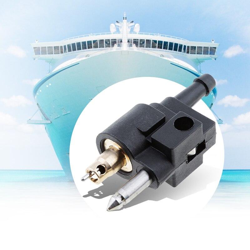 2 шт. подвесной двигатель Топливопровод соединитель лодочный двигатель Топливопровод соединители фитинг для Yamaha подвесной Двигатель Топли...