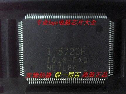 10 Uds IT8720F FXO QFP128 nuevo