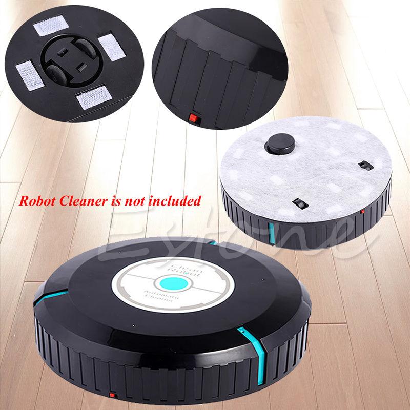Papel de absorción de polvo de tejido de limpieza de aspiradora para barredora Robot inteligente nuevo