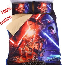 Classic  Star wars bedding set  3D  super king size duvet cover sets bed sheets/pillowcases 100% cotton bedding sets B