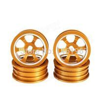 Wltoys K969 K979 K989 K999 P929 P939 RC Car spare parts Upgrade metal Racing Hub 4pcs/lot