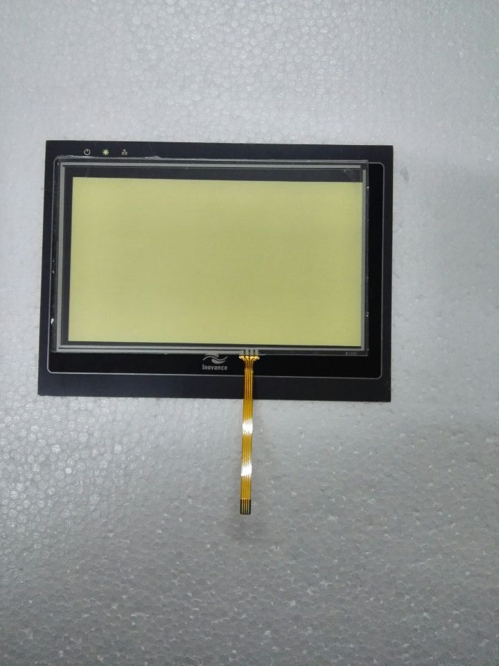 IT5070T IT5070E Touch Glass + Membrane Film for HMI Panel repair~do it yourself,New & Have in stock
