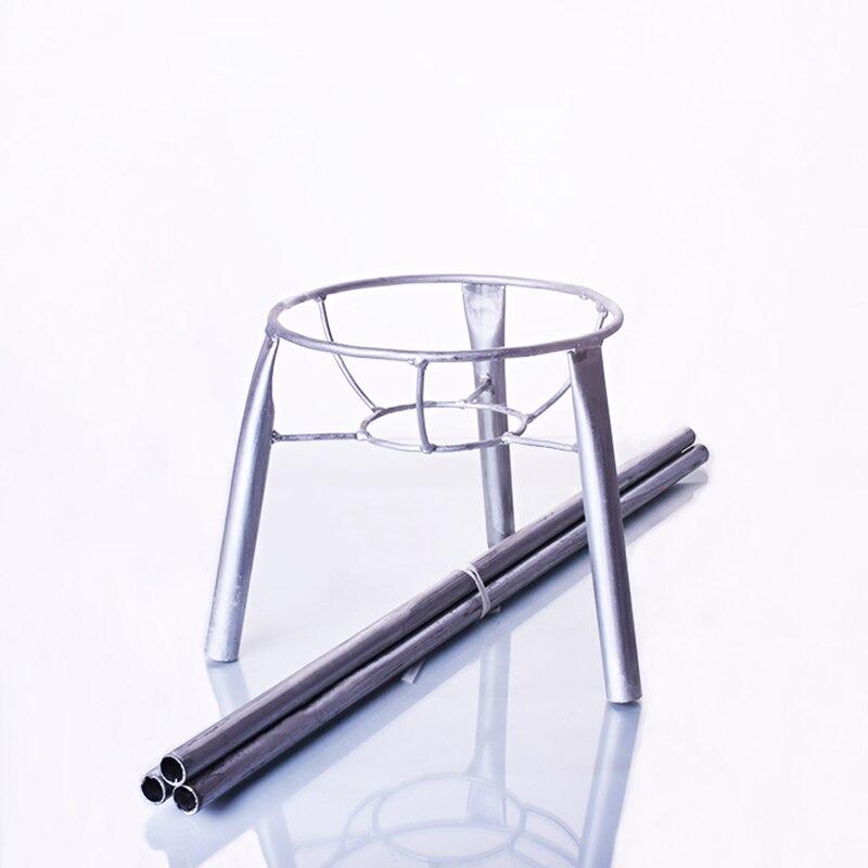 Embudo separador esférico desmontable, 2000 ml/3000 ml/5000 ml/10000 ml/20000 ml, marco de embudo separador esférico extraíble
