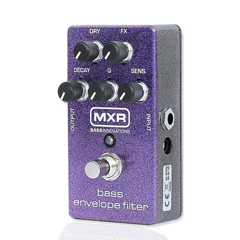 Dunlop Bass Envelope Filter Bass Effect Bass Parts Accessories M82 enlarge