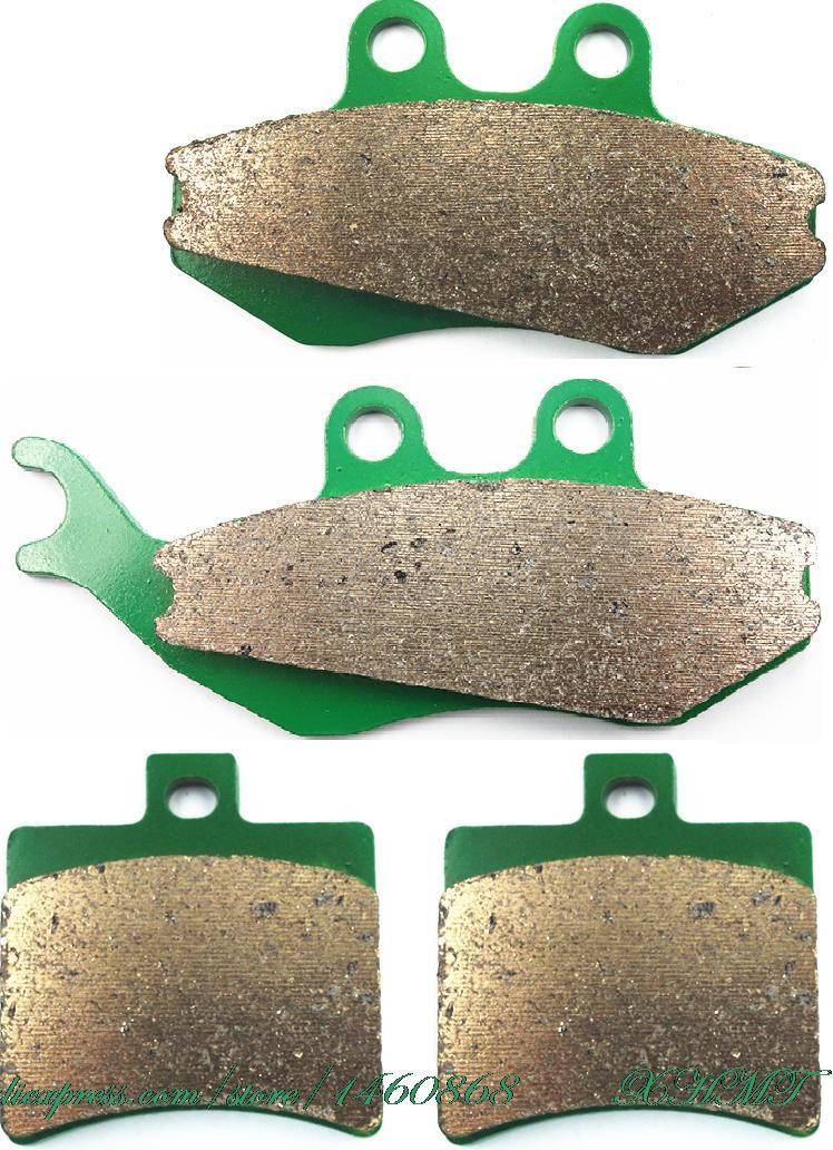 Disco de juego de pastillas de freno para Keeway Tx125 Tx 125, 200, 2013 y/Malaguti Madison 125. 150, 180, 1999, 2000, 2001, 2002, 2003