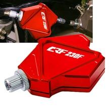 HONDA için CRF230F CRF230 F CRF 230 F 2003-2018 2010 2011 2012 2013 2014 2015 Kir Bisiklet Dublör debriyaj Kolu Kolay çekme halatı Sistemi