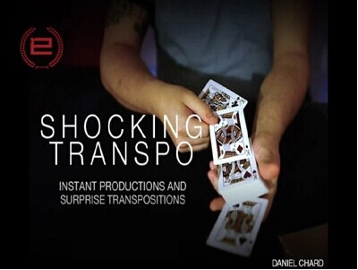 Шокирующий прозрачный Даниэль Колд-магические трюки