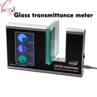 1PC LS183 Glass transmittance meter machine Spectrum Transmission Meter Tester PC transmittance meter