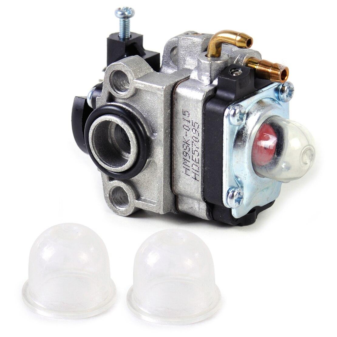 Carburador LETAOSK compatible con Ryobi MTD Bolens troy-bilt Gas Trimmer753-04296 753-04745