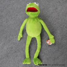 Vendita calda 14 40 centimetri FrogPlush Giocattoli Per Bambini Sesame Street Bambola di Pezza Animale FrogToy Rana Peluche Bambola Regalo di Festa