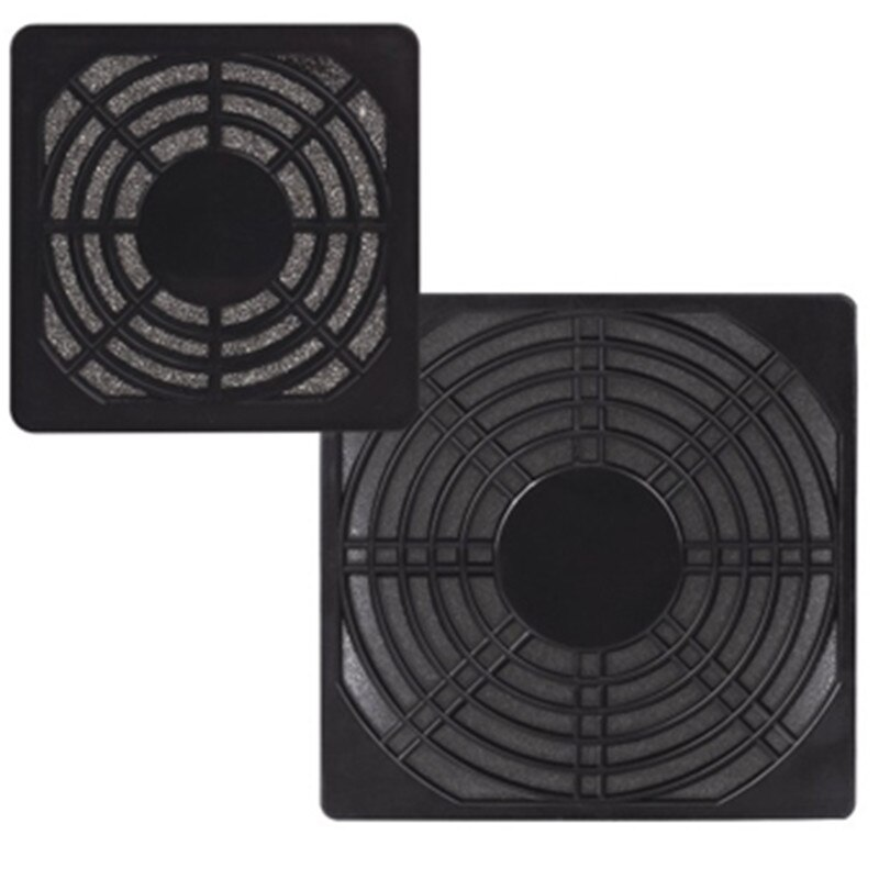High Speed Ventilation Filter Fan Shutter Style (LP4008)