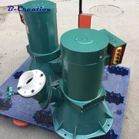 10000w 230v 380v 400v water hydroelectric generator single three phase low speed start ndfeb permanent magnet generator for sale