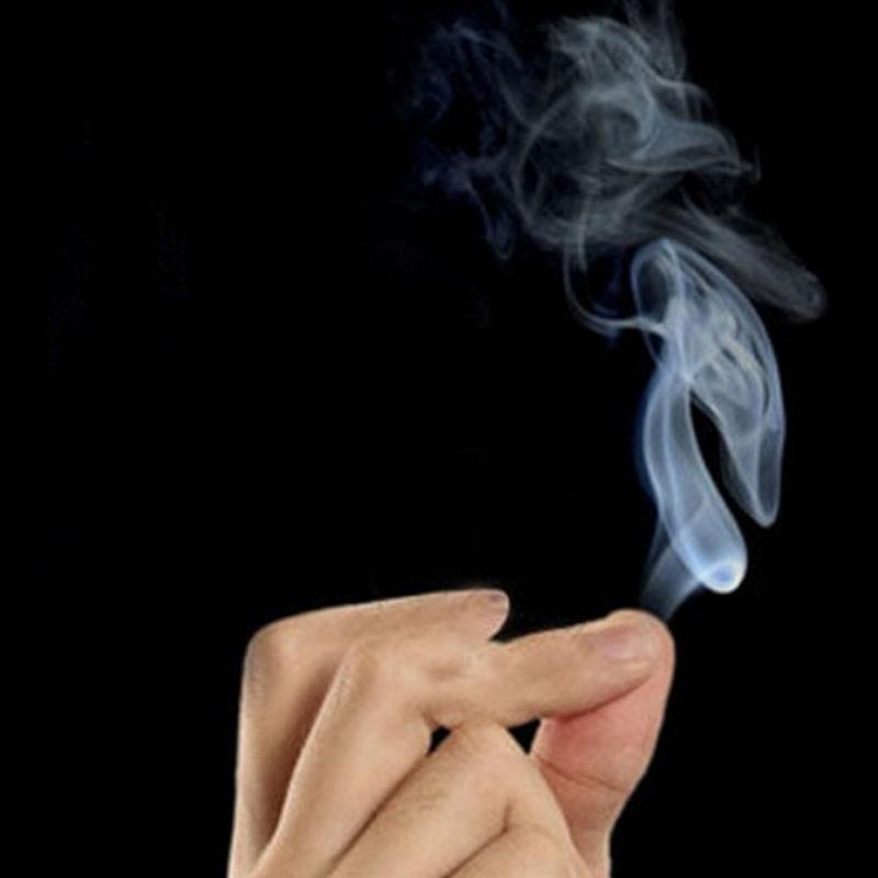 ZTOYL Close-Up Magic Tricks Props Fantasy Finger Tips for Smoke Hell Smoke Trick Tour De Magie Baby Kids Toys