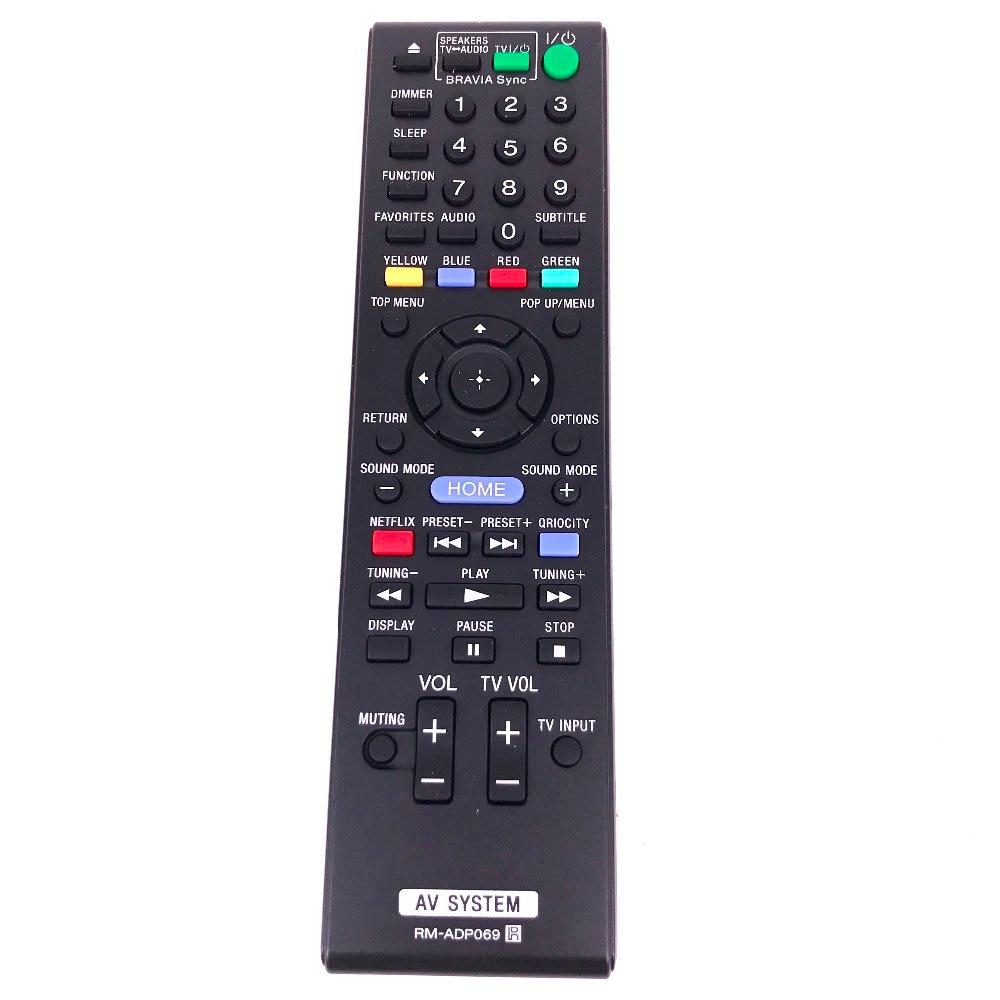 Nuevo Original para Sony AV RM-ADP069 HBD-E580 BDV-N790W HB-DE3100 ADP059 ADP057 ADP074...