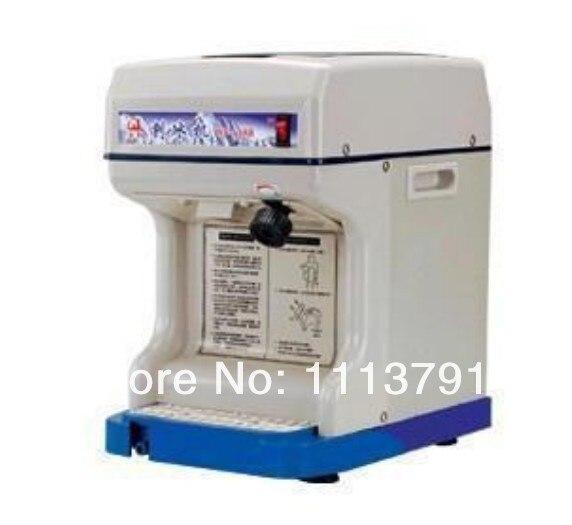 Máquina de hielo eléctrica WF-A188 comercial máquina de hielo de arena trituradora de hielo Venta de verano