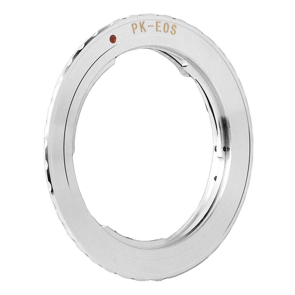 Переходное кольцо для объектива Pentax PK K для Canon EOS EF Mount 40D 50D 550D 60D 70D 600D 1000D 1100D T3i T2i DC129