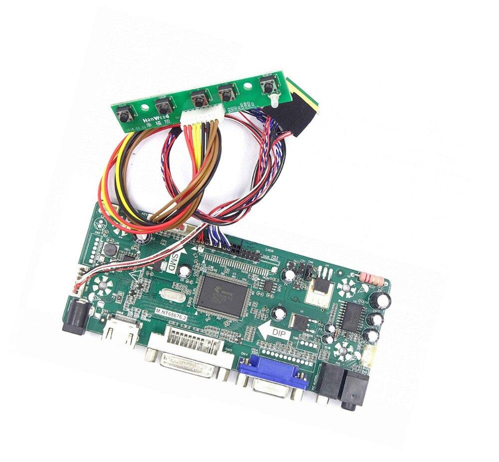 M.NT68676 HDMI DVI VGA LED LCD المراقب المجلس كيت DIY ل N173H6-L01/N173H6-L02/N173H6-L04 1920X1080 لوحة