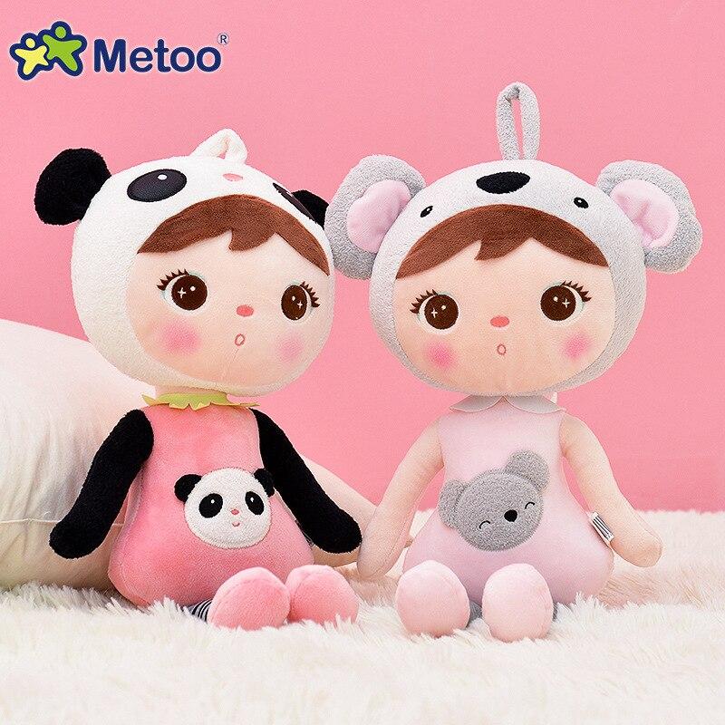 Мягкие плюшевые игрушки для девочек и мальчиков, 45 см