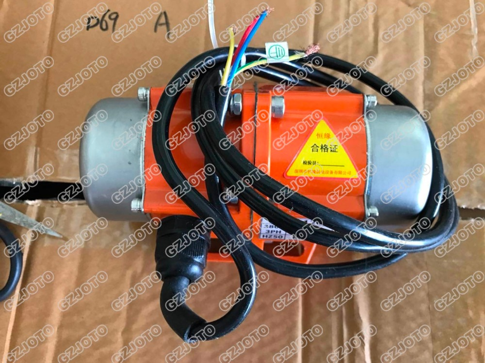 معدات كهربائية اهتزازية تعمل بتيار متردد 110 فولت/220/380 فولت صناعة محركات صناعة التيار المتردد