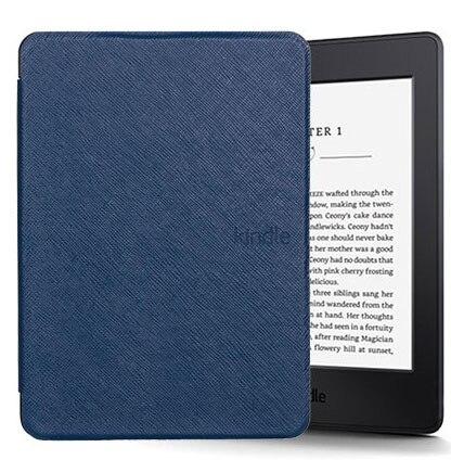 Для capa amazon kindle paperwhite 1/2/3 чехол ультра тонкий чехол для планшета 6 дюймов оболочка со сном