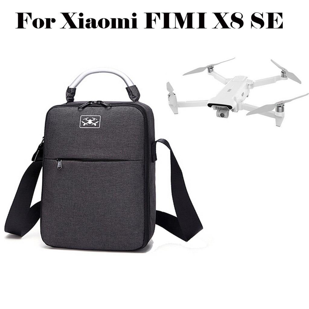 Bolsa de almacenamiento, bandolera de viaje para Xiaomi fomi X8 SE, funda de transporte portátil, bolsa de transporte, accesorios para drones a prueba de agua