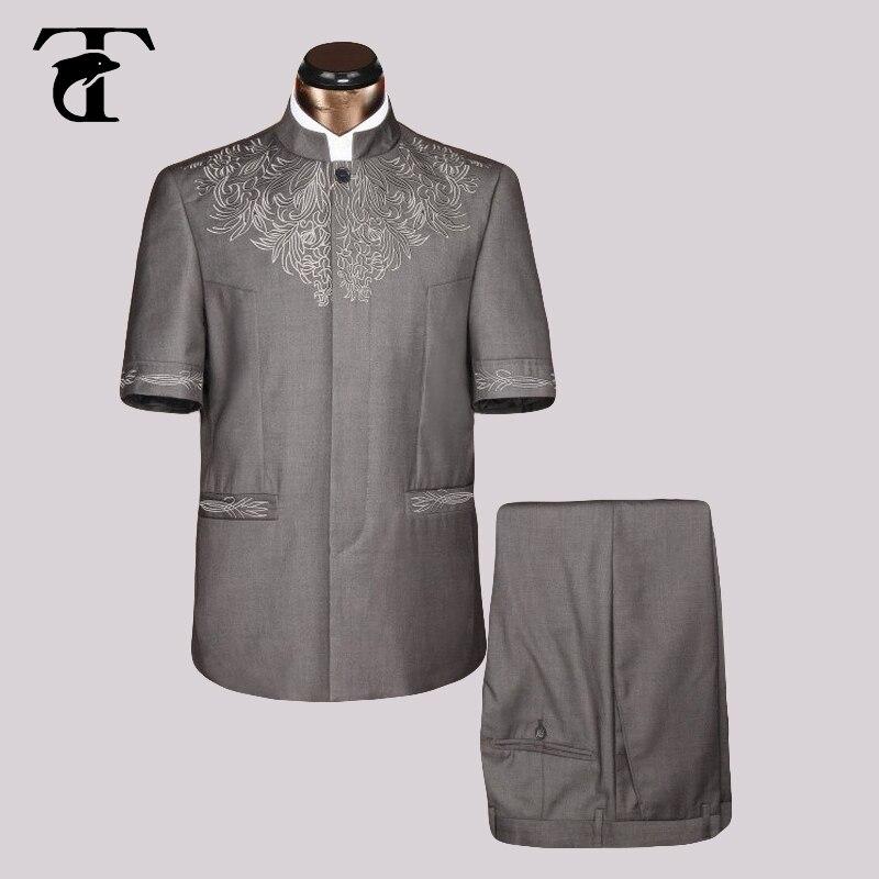 2020 manga curta ternos de verão dos homens jaqueta por atacado roupas blazer nova moda casual blazer safari terno jaqueta masculina