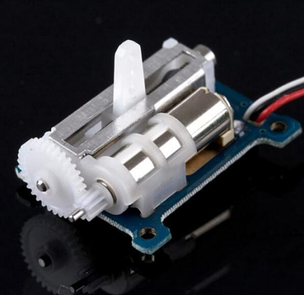 Микро цифровой серводвигатель, 3,7-5 в 1,5 г, два линейных серводвигателя, 0,2 кг
