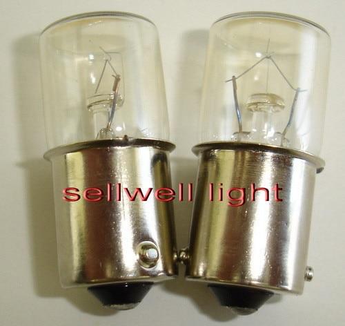 Miniature bulb ba15s 16 36 sellwell lighting