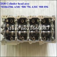 Complete ZD30 ZD3 ZD30DDTI Cylinder Head Assembly 7701061586 AMC 908 896 for Nissan Mascott 3.0L