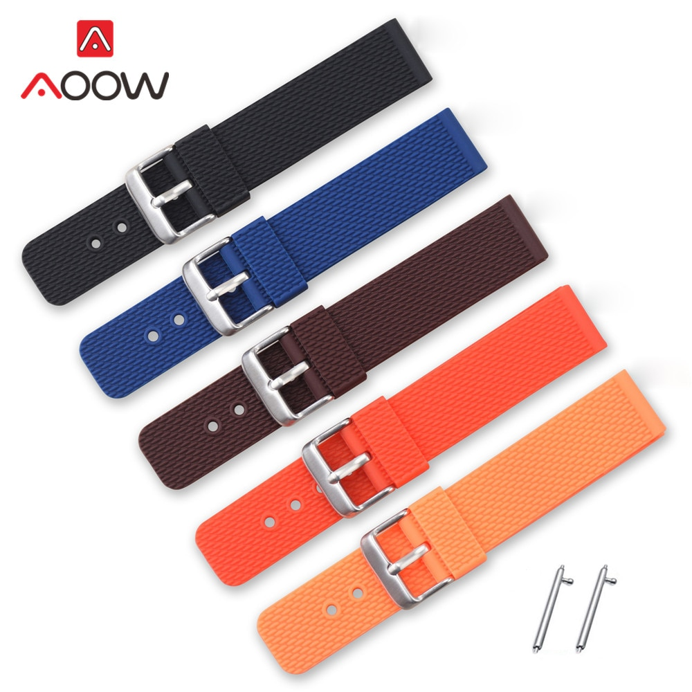 18mm 20mm 22mm 24mm Sport Silikon Armband für Samsung Galaxy Uhr Aktive Getriebe S3 Amazfit bip gummi Armband Band Strap